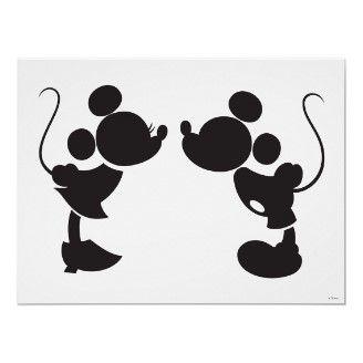 Disney silhouettes