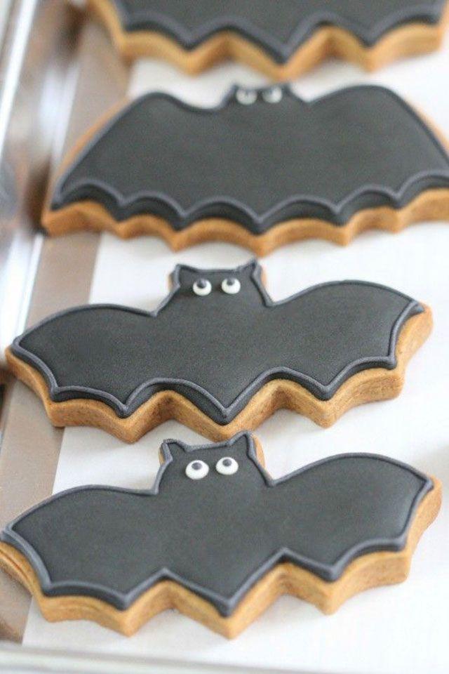 Pinterest : 10 biscuits inspirés de la fête d'Halloween | Glamour