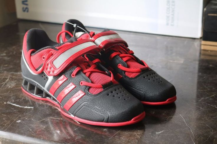 Adidas Adipower Weightlifting Shoes Crossfit Mens Brand New Size 8  #adidas #Weightlifting