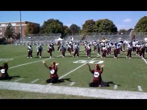 Virginia Union University Marching Band
