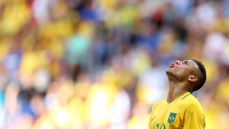 Olympics: Neymar, Brazil frustrated by Iraq
