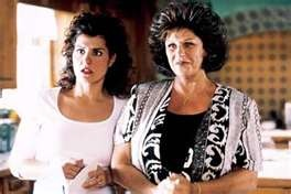 """My Big Fat Greek Wedding...  """"The husband is the head, but the wife is the neck.  She can turn the head any way she wants."""""""