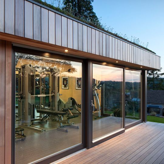 Pitch / Ecospace – nowoczesna STODOŁA   wnętrza & DESIGN   projekty DOMÓW   dom STODOŁA