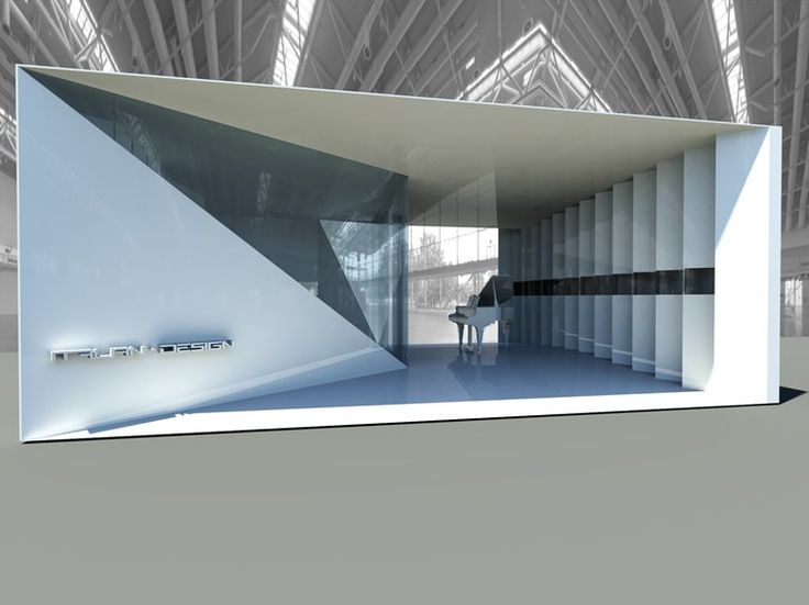 Modern Exhibition Booth : Best images about exhibition stand design on