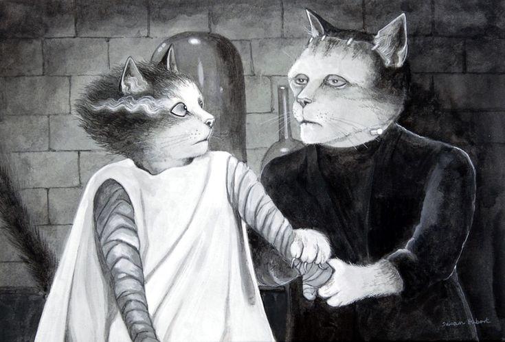 frankenstein purry duo