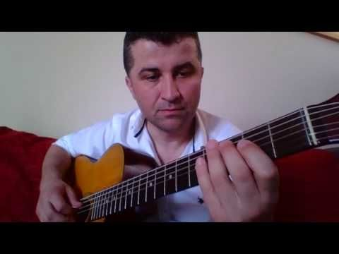 Gitar Dersleri-Gitarda Gamlar -  Do Major - II Pozisyon