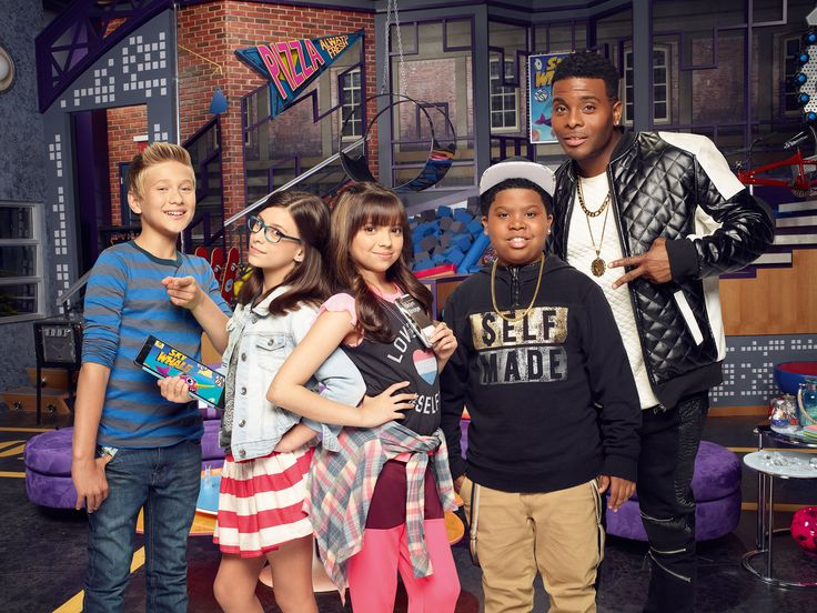 Two Girls from Brooklyn Create a Gaming Empire in Nickelodeon's Newest Live-Action Comedy Series, Game Shakers, Premiering Sept. 12 at 8:30 p.m. (ET/PT) | Business Wire