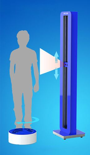 3D Full Body Scanner SCAN-X1 by ZBoot.