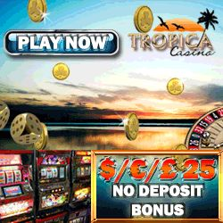 €/£/$25 NO DEPOSIT BONUS - US players welcome too!! http://tinyurl.com/odhjct8 ♥ Share if you like this offer!!!