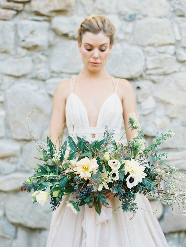 Whimsical + Botanical Franciscan Gardens Wedding Inspiration