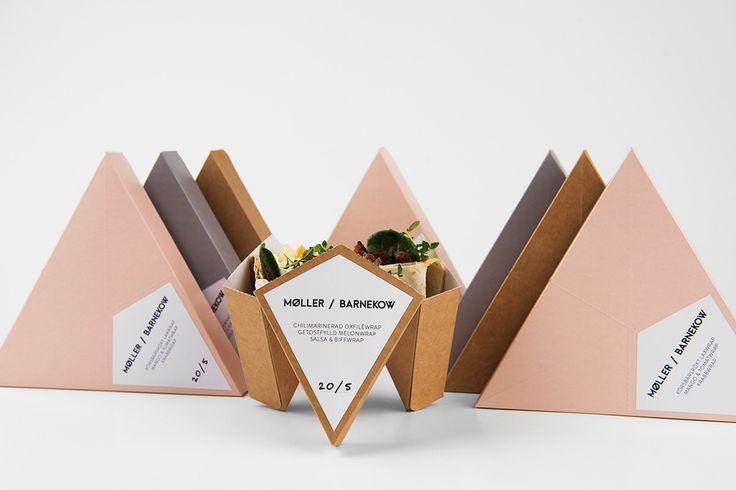 บรรจุภัณฑ์กล่องกระดาษเก๋ๆจาก Møller/Barnekow จาก Bunjupun.com