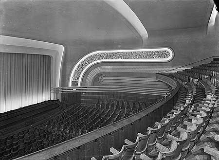 Odeon Cinema,  Parsons Hill, Woolwich, Greater London