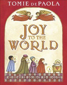 Joy to the World: Tomie's Christmas Stories: Tomie dePaola: 9780399255366: Amazon.com: Books