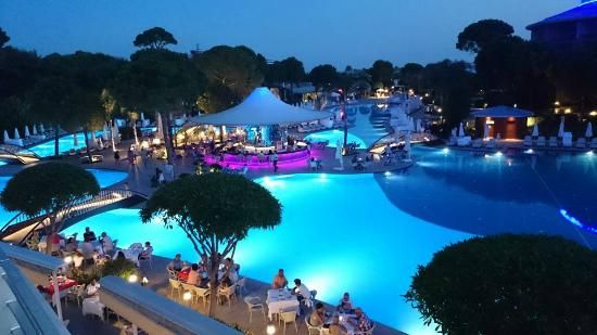 Calista Luxury Resort (Belek, Turkey) - Resort Reviews - TripAdvisor