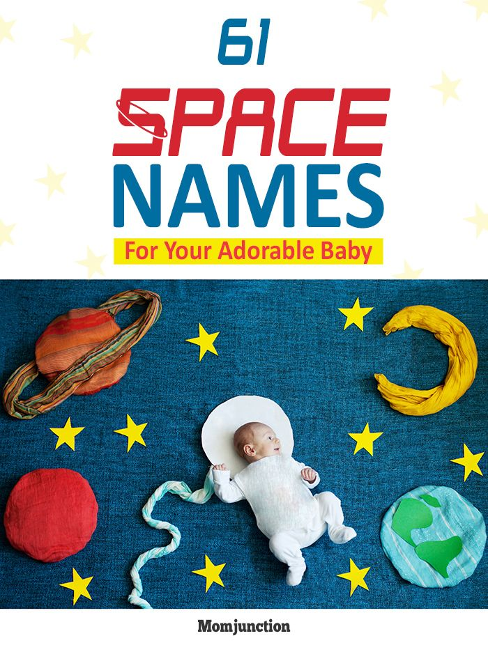 If astronomy and stargazing have always amazed you, why not shoot the stars for baby names? Space baby names are the hottest trend on the playground, popularized mainly by the celebs.