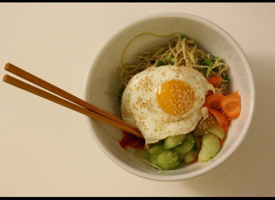 Egg-On-Top Meals @Nikki MrsGraham #putaneggonit