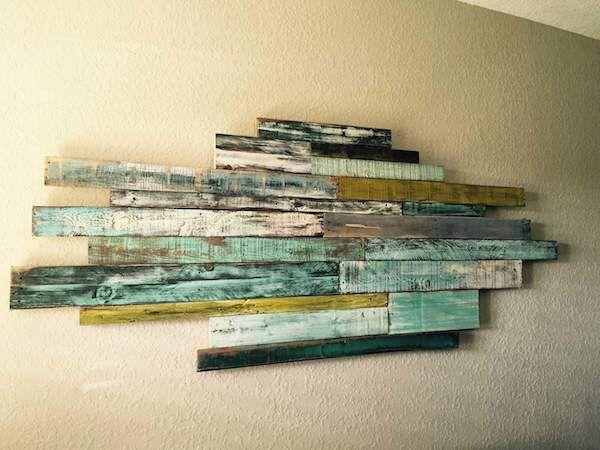 Wanddeko Ideen Wanddeko Holz