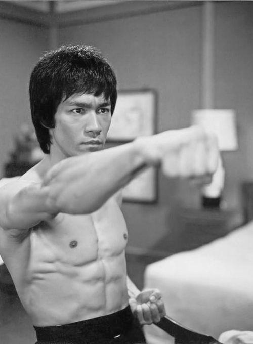 Bruce Lee....kung fu movies