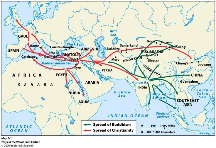 the spread of buddhism Buddhism entered han china via the silk road, beginning in the 1st or 2nd century ce[4][5] the first documented translation efforts by buddhist monks in china (all foreigners) were in the 2nd century ce under the influence of the expansion of the kushan empire into the chinese territory of the tarim basin under kanishka[6][7] these contacts.