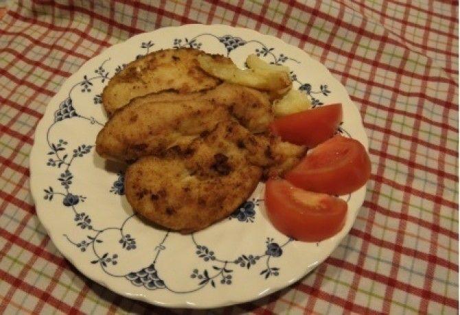 Vasi pecsenye 2  -csirkemellből