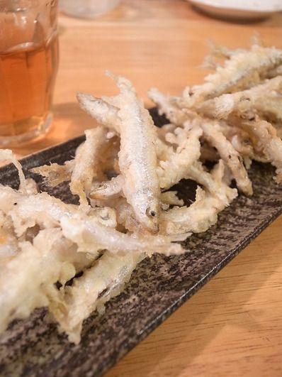 カルシウムの魚チャンピオン!わかさぎの天ぷら食べやすくてうまい|目指せ!青菜