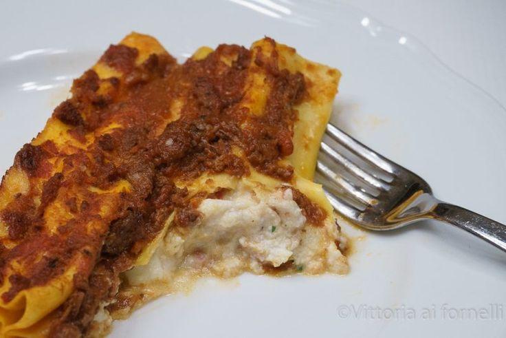 Cannelloni alla sorrentina ricetta tradizionale