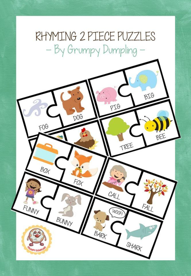 Vocabulary: dog - frog, bun - fun, pear - bear, star - car, lip - ship, mad - sad, bun - sun, nice - ice, box - fox, call - fall, funny - bunny, bark - shark, fog - dog, pig - big, pen - hen, tree - bee.