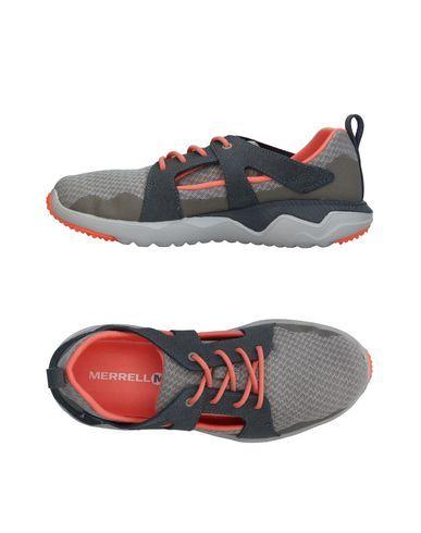 MERRELL Women's Low-tops & sneakers Grey 9.5 US