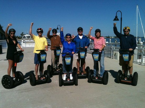 The Segway Adventure, Clearwater: See 340 reviews, articles, and 84 photos of The Segway Adventure, ranked No.70 on TripAdvisor among 167 attractions in Clearwater.