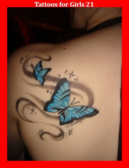 Tattoos for Girls 21