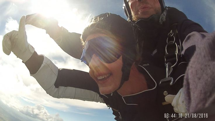 Must have for your bucket list. Tandem Skydive Tandemmichl