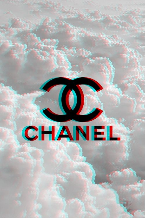 Versace Wallpaper Iphone X Chanel On We Heart It Chanel Wallpapers Chanel