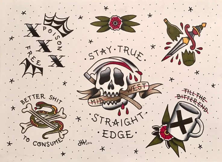Today is National Edge Day!! Finished my first ever 11x15 flash sheet to celebrate! I've been straight edge for a couple years now, and it's one of the best decisions I've ever made. It's okay to not drink, or consume any kind of body/mind altering...