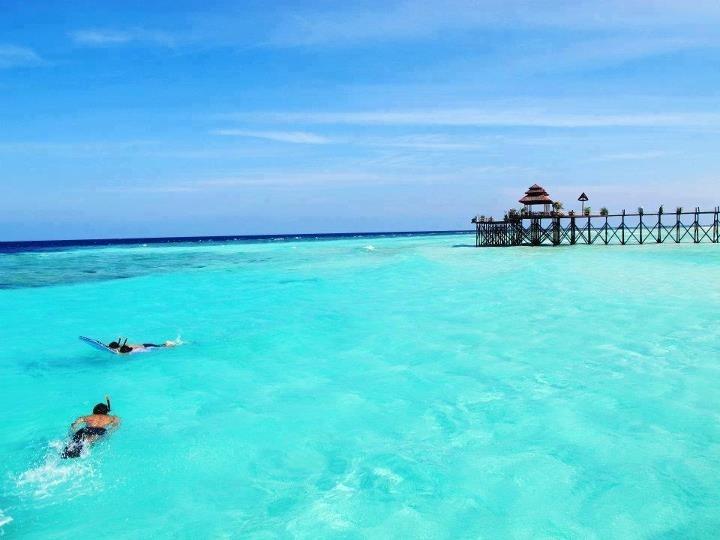 East Borneo Indonesia - Derawan Island
