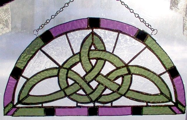Celtic Knot Stained Glass Patterns | celtic stained glass pattern - Google Images Search Engine