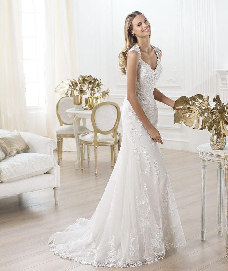 abito da sposa 2014 - Pronovias ti presenta l abito da sposa Laren. Fashion 2014. | Pronovias