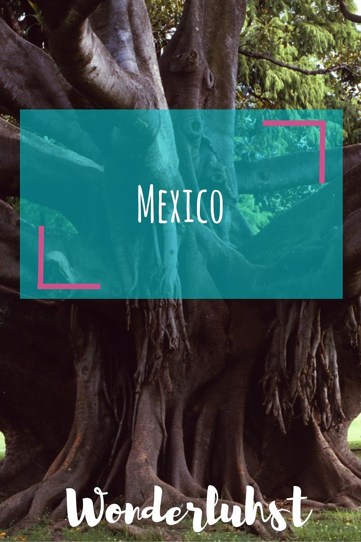 Mexico - by http://wonderluhst.net