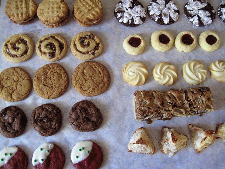 High altitude Christmas cookie recipes