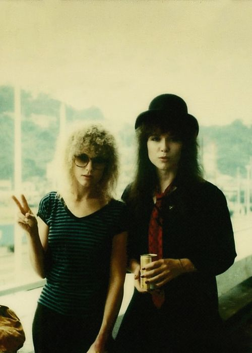 Ann and Nancy Wilson of Heart To download my new Single for free, please go here: http://delanastevens.net