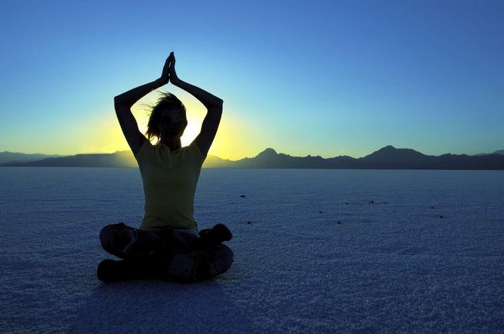 ... Meditation.
