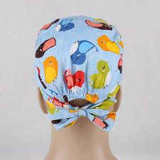 pattern for scrub cap - Google Search