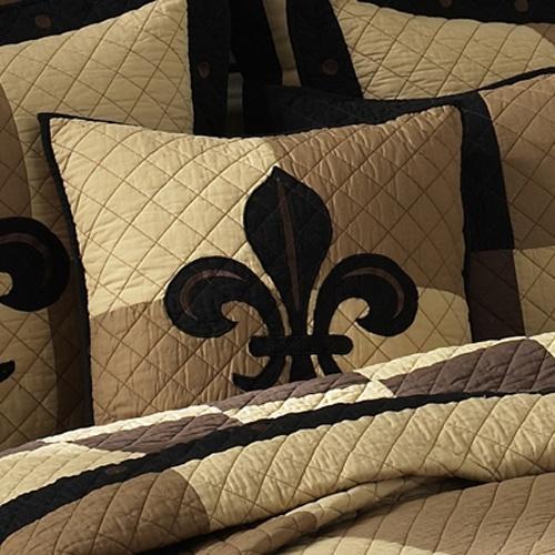 53 best images about decor boys 39 room on pinterest twin - Fleur de lis bedspread ...