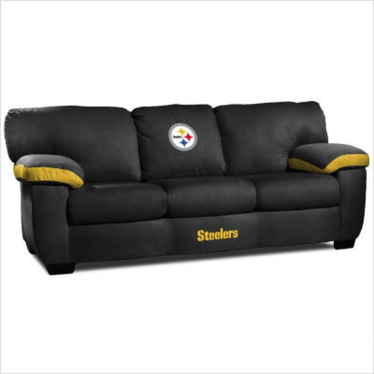 46 best my team images on pinterest steelers stuff for Sectional sofas pittsburgh