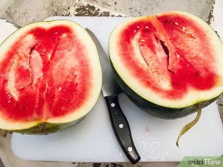Image titled Cut a Watermelon Step 16