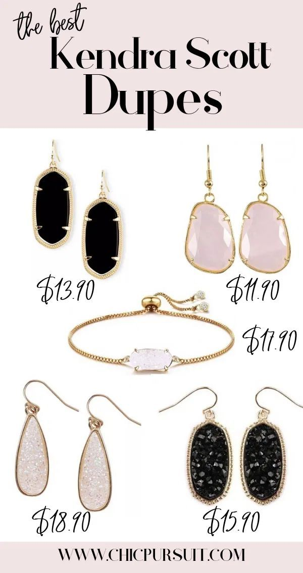 Kendra Scott Look Alike Jewelry : kendra, scott, alike, jewelry, Kendra, Scott, Alike, Earrings, Under, Earrings,, Scott,, Jewelry, Design
