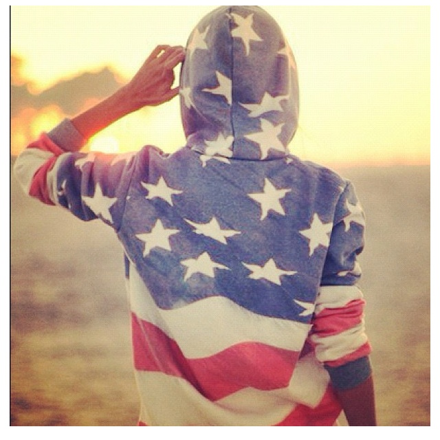 Sweatshirt: American Flags, Fourth Of July, Stars, Captain America, Red White Blue, Jackets, Diy Sweatshirts, 4Th Of July, Summer Night