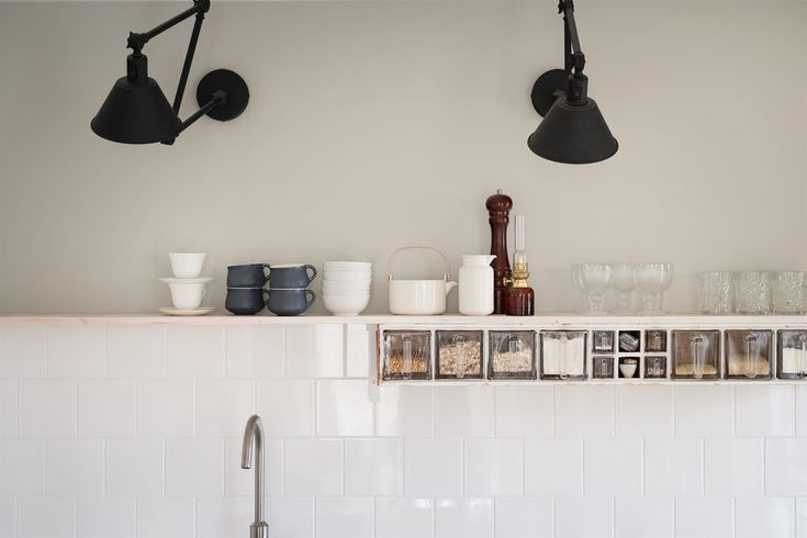Kitchen.Scandinavian deco. Stockholm. Kungsholms Strand 101 | Fantastic Frank