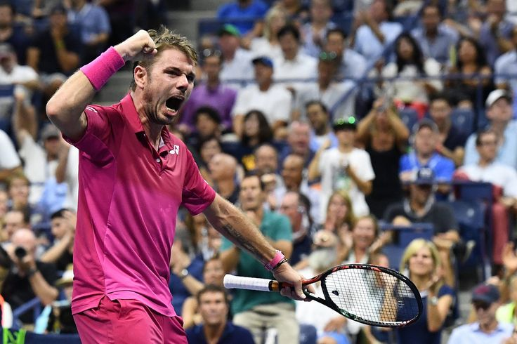 PHOTOS: Semifinal - Nishikori vs. Wawrinka