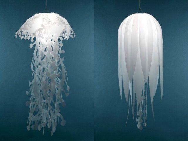 Jellyfish Lamps – Fubiz™, Roxy Russel