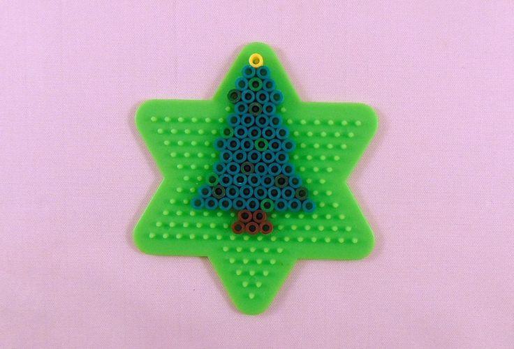 Perler Bead Christmas Tree